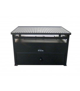 Bio-fireplace Barbecue BB02