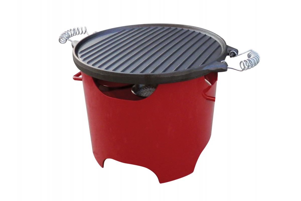 Bio-fireplace Barbecue BB03