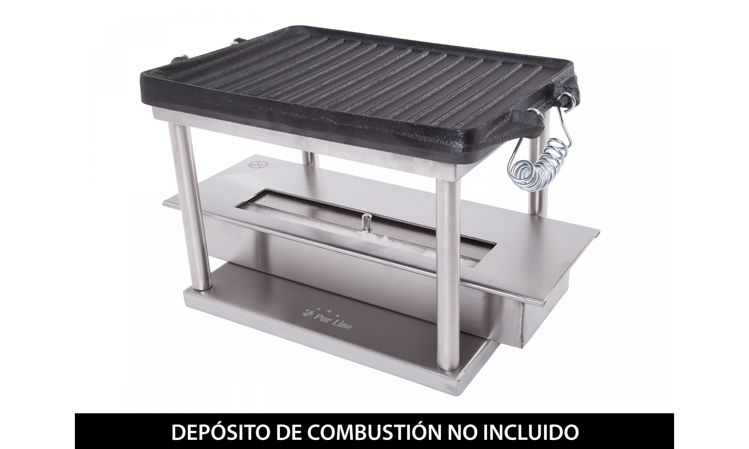 Bio-fireplace Barbecue BB04AC
