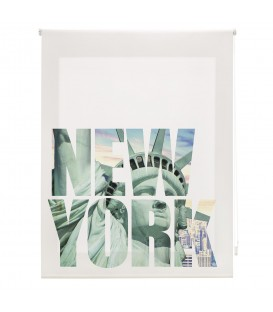 ROOM NEW YORK PRINT ROLLED STORE