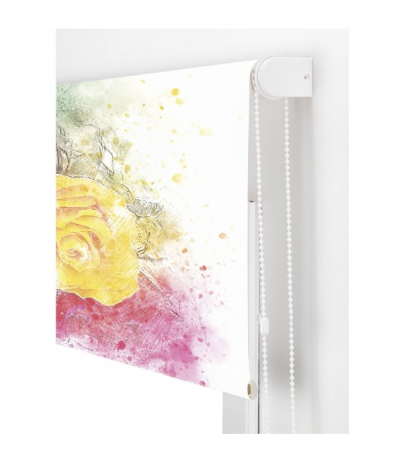 ROOM BOUQUET PRINT ROLLED STORE