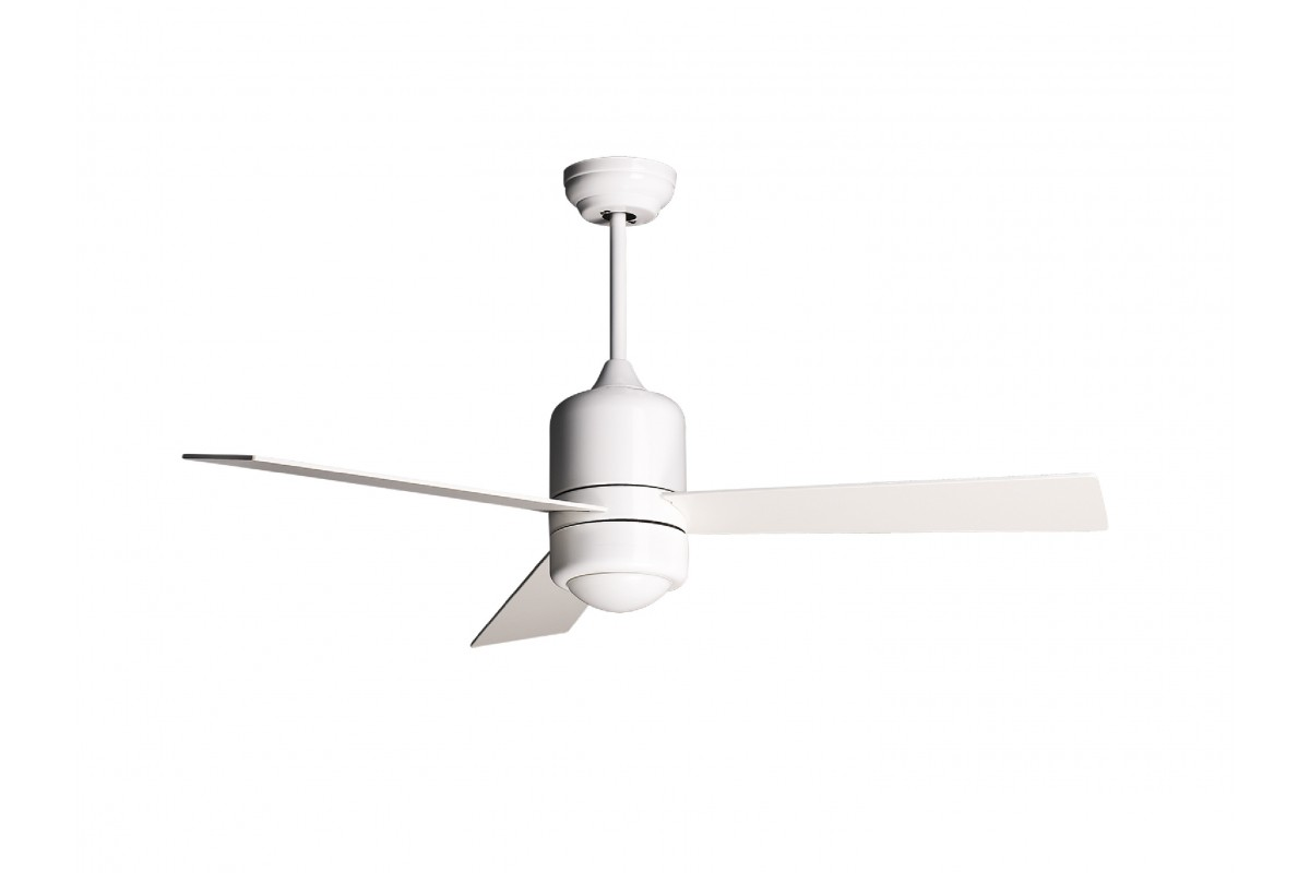 Ceiling Fan with light and remote control SIROCO