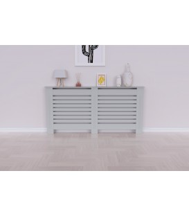 RADIATOR COVER LANCASTER GREY