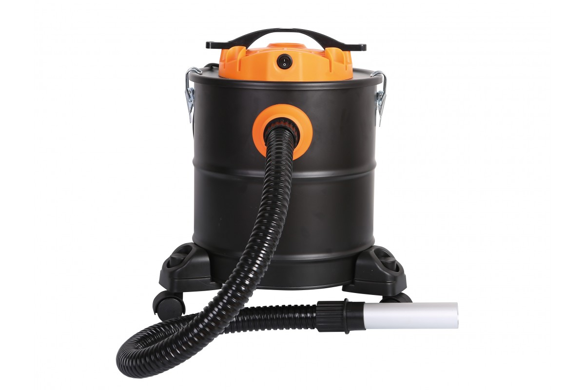 Ashes hoover 18V battery , 20L canister, wheels