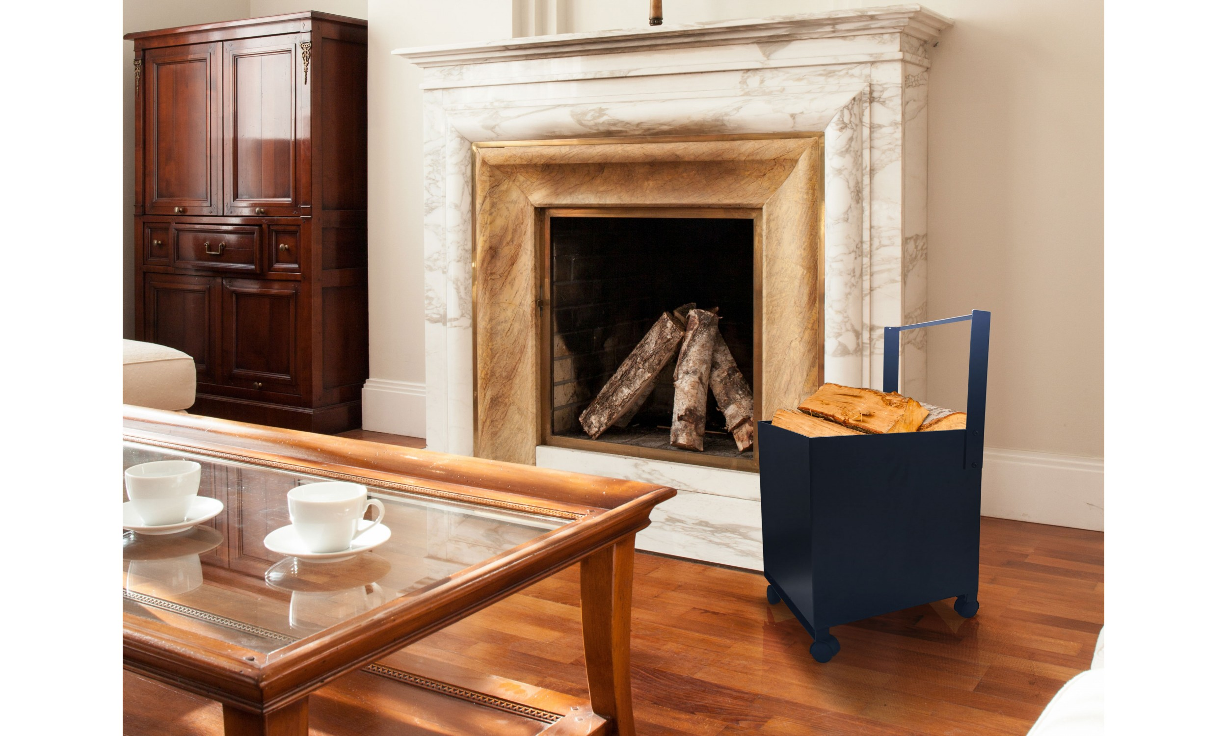 Fireplace Log holder EFP19