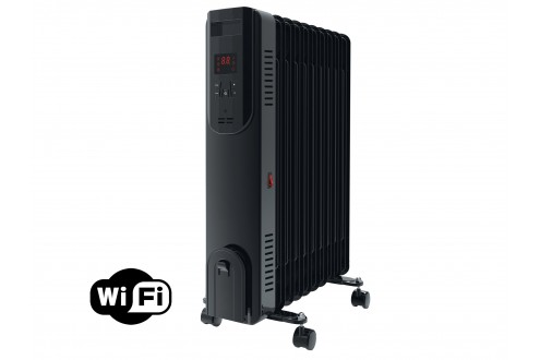 Electric oil filled radiator with wifi HOTI OR 2000D