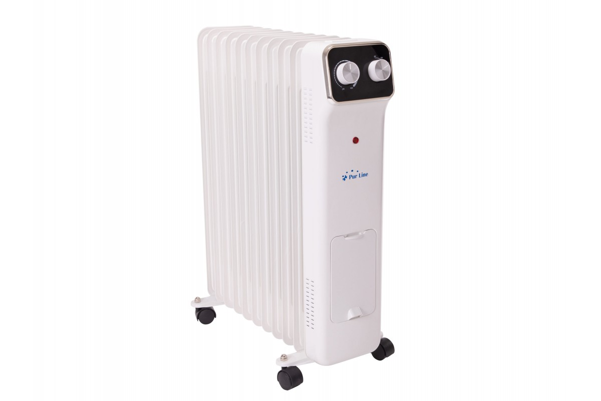 Electric oil filled radiator HOTI OR 2500