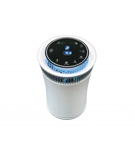 Air purifier with hepa filter, active carbon, UV Lamp and Ionizer, use 20m2, Fresh air 50