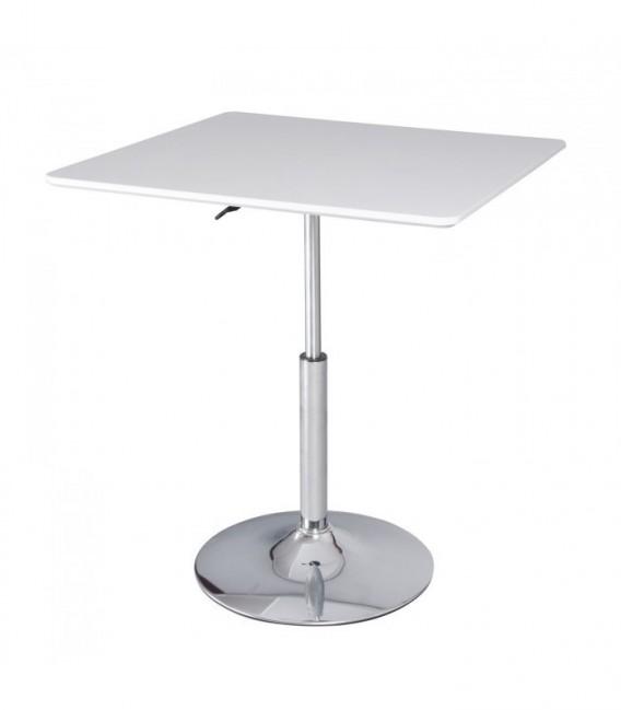 Table de bar JAMP-Blanco