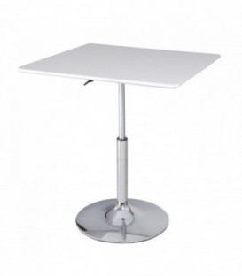 Table de bar JAMP-Blanco