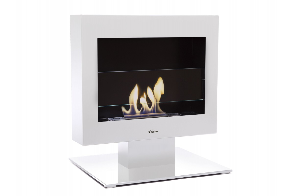 Bio-fireplace GAIA-W