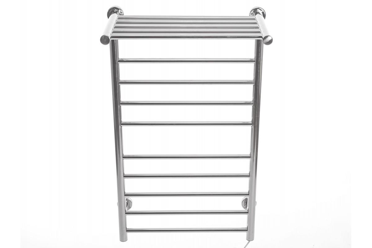 Porte-serviettes électrique en acier inoxydable avec porte-serviettes horizontal NTW-04 de