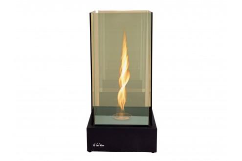 Bio-fireplace with Infinity flamme effect TORNADO INFINITY