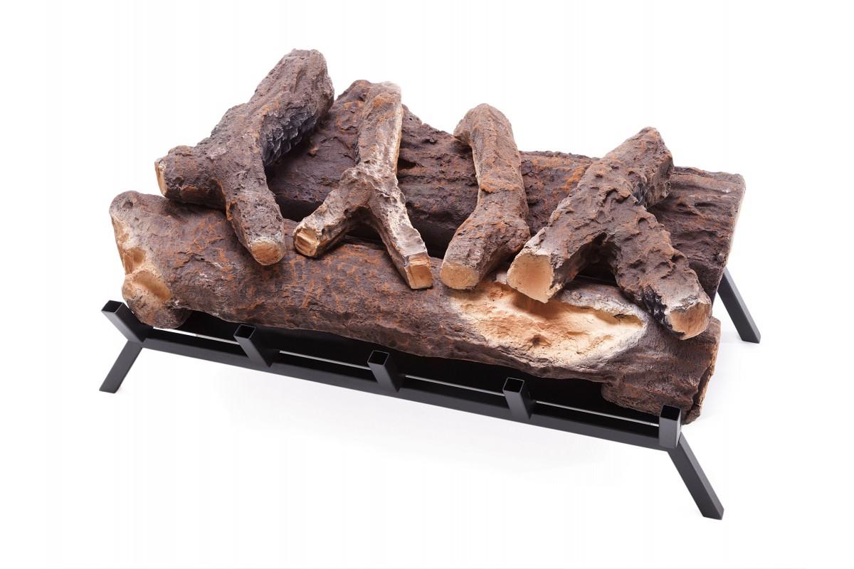 Bruciatore con griglia e tronchi LARA 60