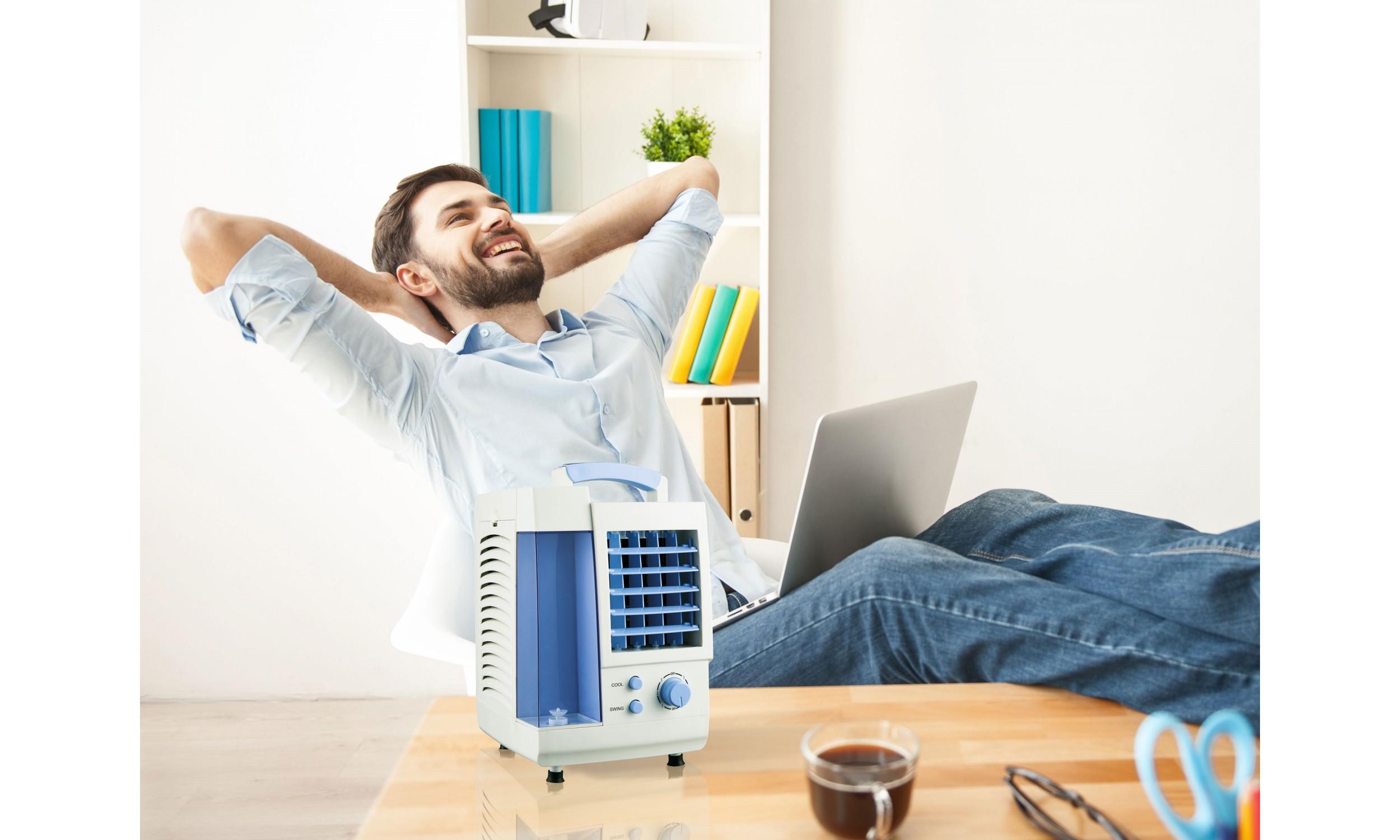 Controllo climatico desktop evaporativo