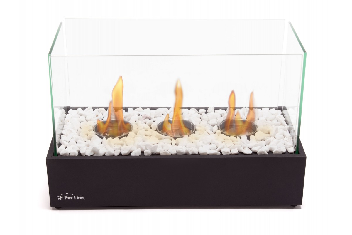 Bio-fireplace NYMPHA PLUS