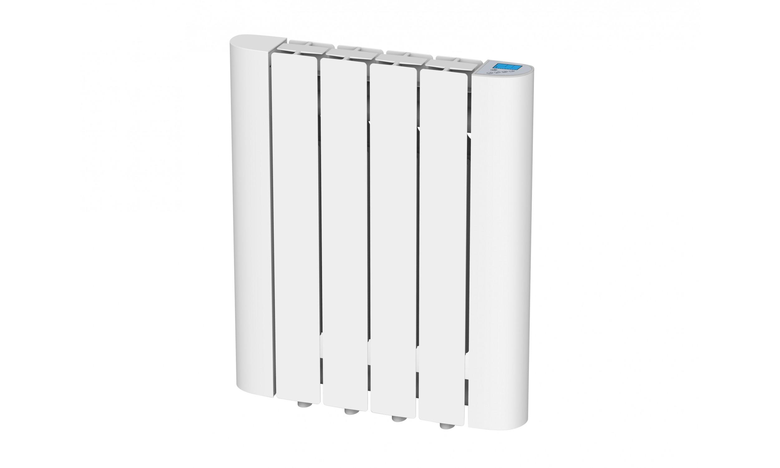 Digital Thermal Inertia radiator with internal fluid, 600W, wifi, Radoil A600
