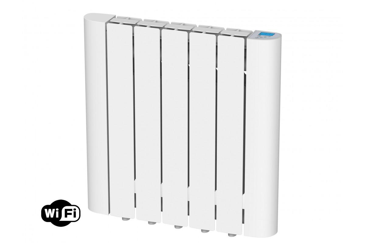 Emisor térmico de inercia digital con fluido interno 900W con control WIFI