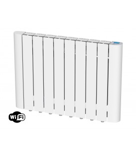 Digital Thermal Inertia radiator with internal fluid, 1500W, wifi, Radoil A1500