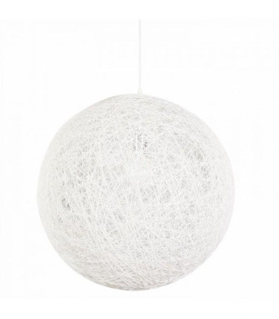 OVER 40 Lamp-White Inspiración Random Light de Bertjan Pot