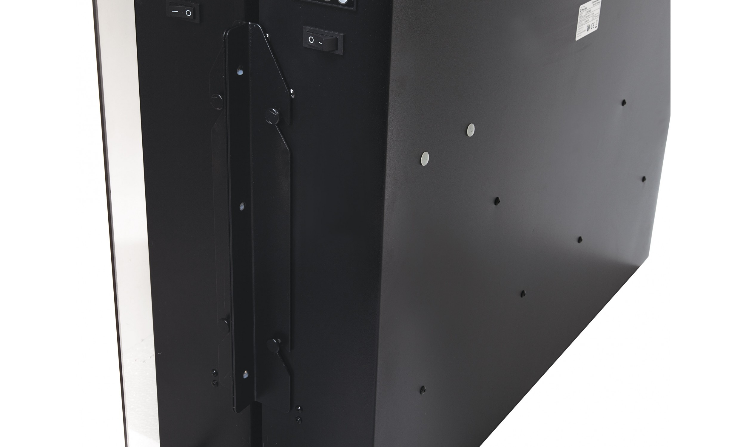 Cheminée électrique CHE-450 (Miroir)