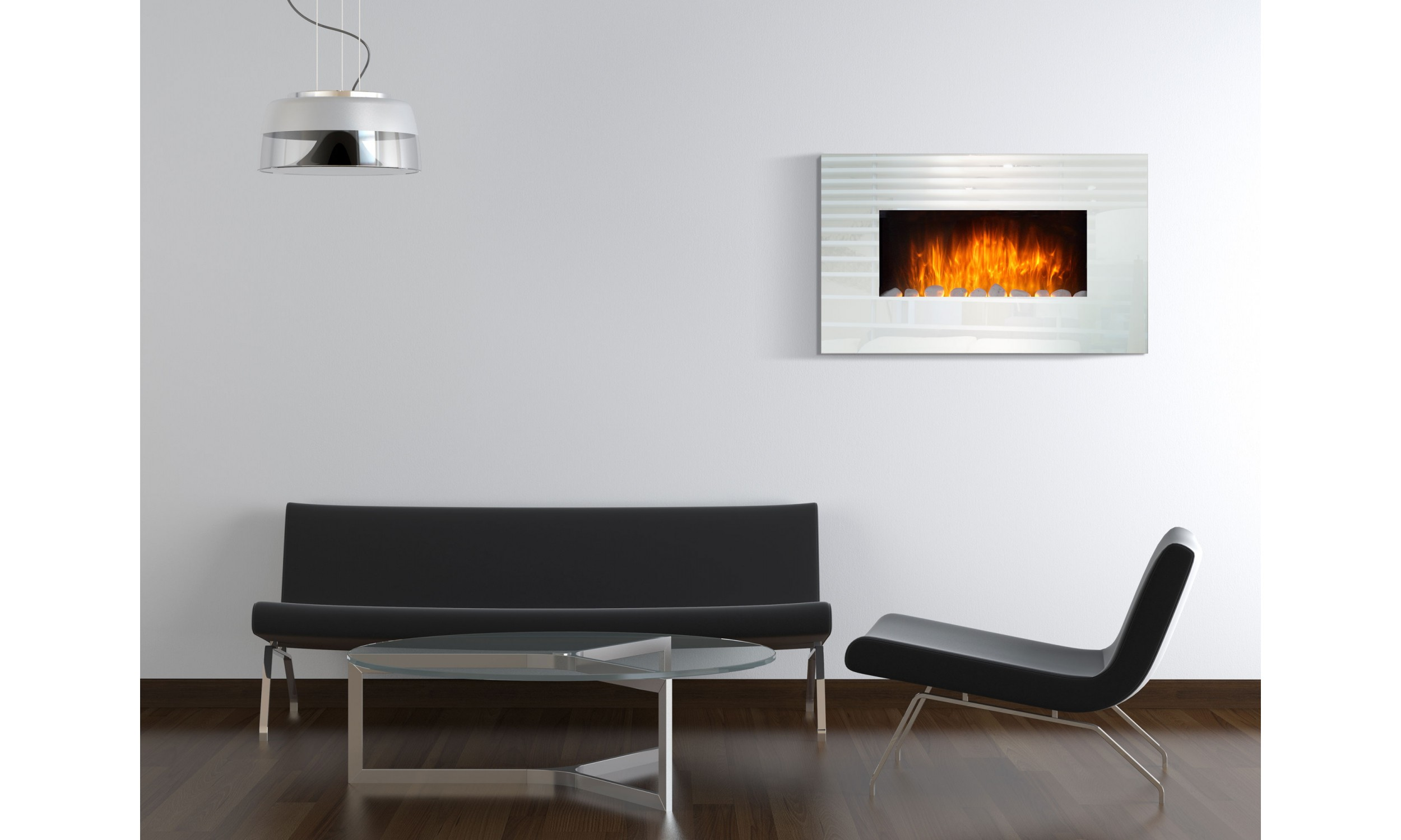 Electric fireplace CHE-450