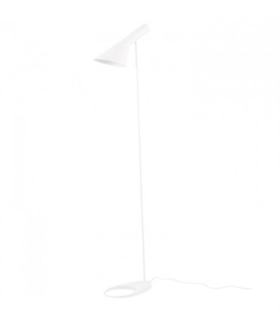JACOBSEN Lamp-White Inspiración AJ de Arne Jacobsen