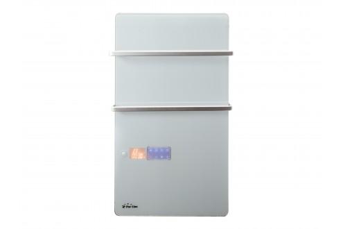 ZAFIR V2000T W digitaler elektrischer Handtuchwärmer