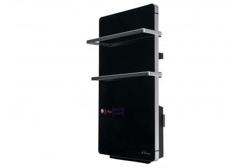 Porte-serviettes chauffant électrique numérique ZAFIR V2000T B
