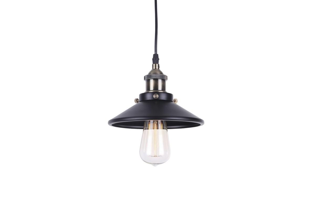 CAPRA 19 Lamp -Vintage--Black