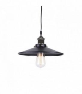 Vintage-Lampe CAPRA 27-Black
