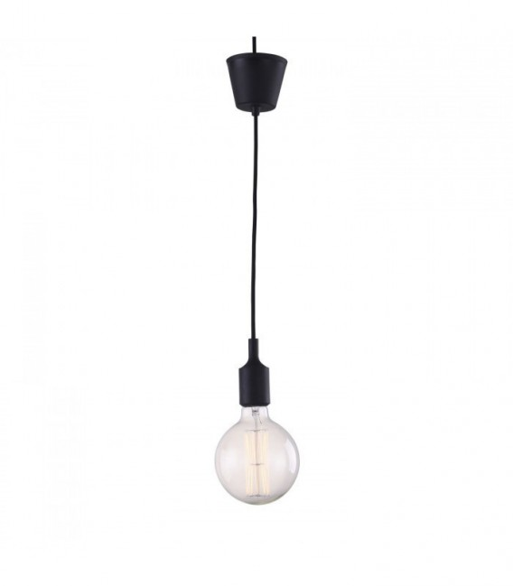OVIS Lamp -Vintage Black--Black Inspiración E27 de Matias Sahlbom