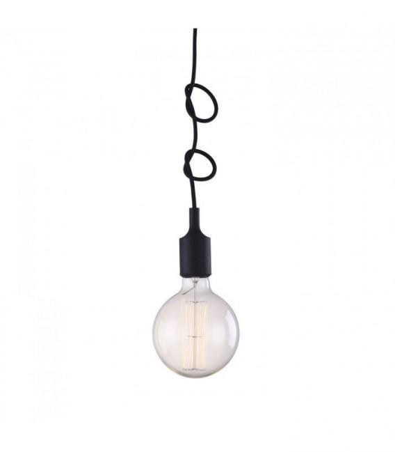 Lámpara OVIS -Vintage Black--Negro Inspiración E27 de Matias Sahlbom
