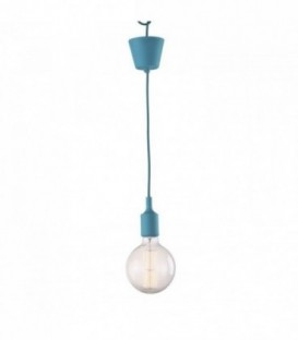 Lampe OVIS -Vintage Hellblau--Light blue