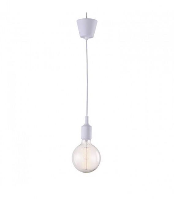 OVIS Lamp -Vintage White--White Inspiración E27 de Matias Sahlbom