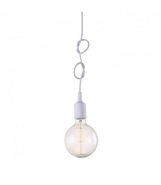 Lámpara OVIS -Vintage White--Blanco Inspiración E27 de Matias Sahlbom