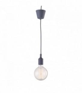 Lampe OVIS -Vintage-Grau--Dark gray