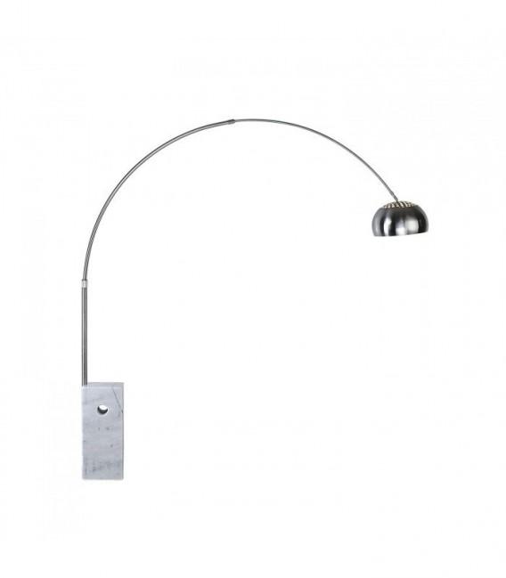 Lámpara ARITA CIRCULAR PIPE-Mármol blanco