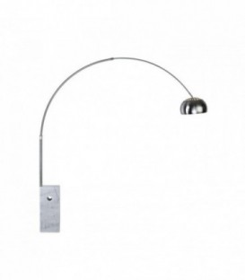 ARITA CIRCULAR PIPE Lamp-White marble