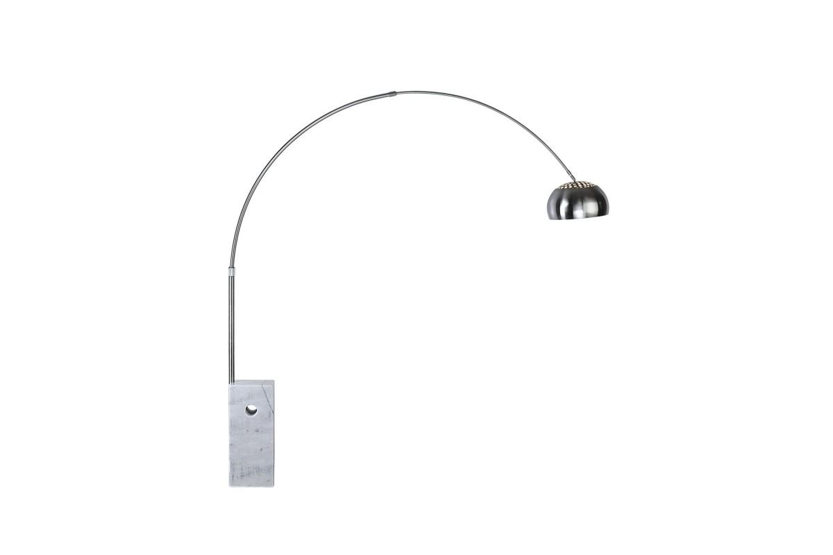 Lampada ARITA CIRCULAR PIPE-marmo bianco