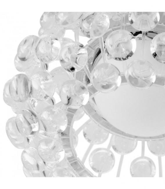 Lámpara CANDI 50 -Aplique de Techo--Transparente Inspiración Caboche de Patricia Urquiola & Eliana Gerotto