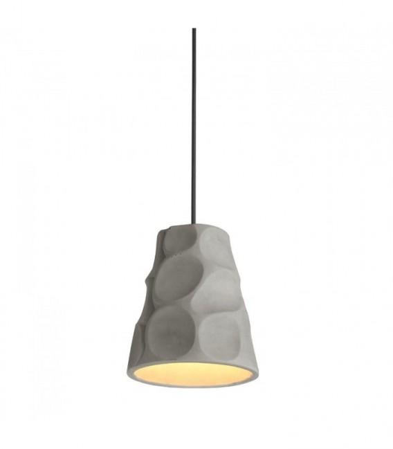 Lámpara de Suspensión SARUJYI CAVES-Gris claro