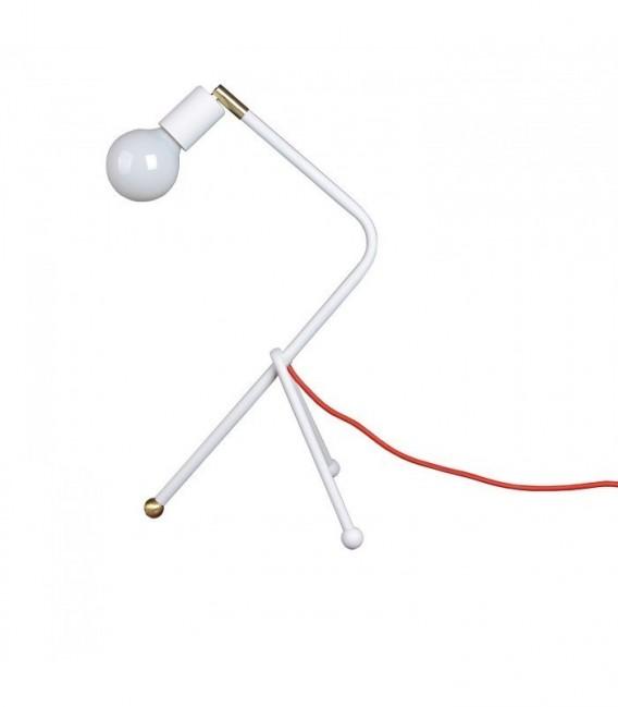 Lámpara NODOS -Sobremesa--Blanco
