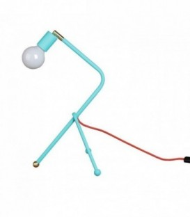 Lampe NODOS -Overbreaking - Turquoise