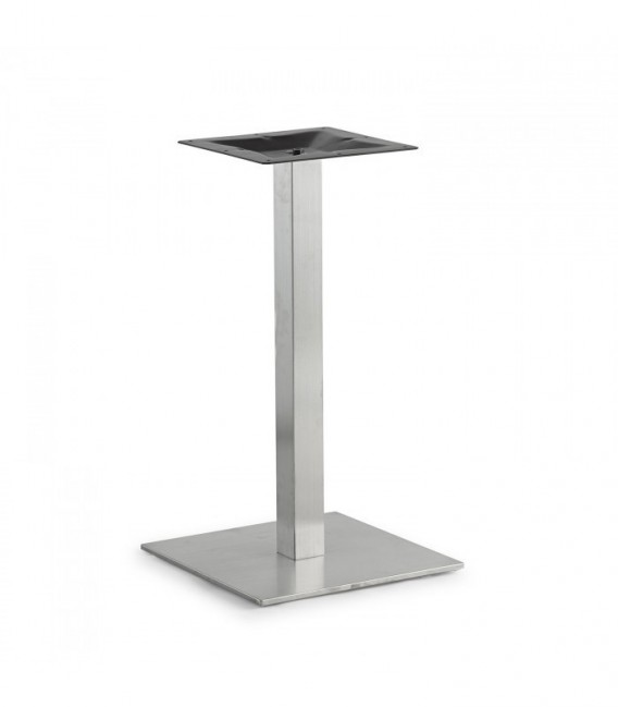 RECTO Table Leg-Stainless steel