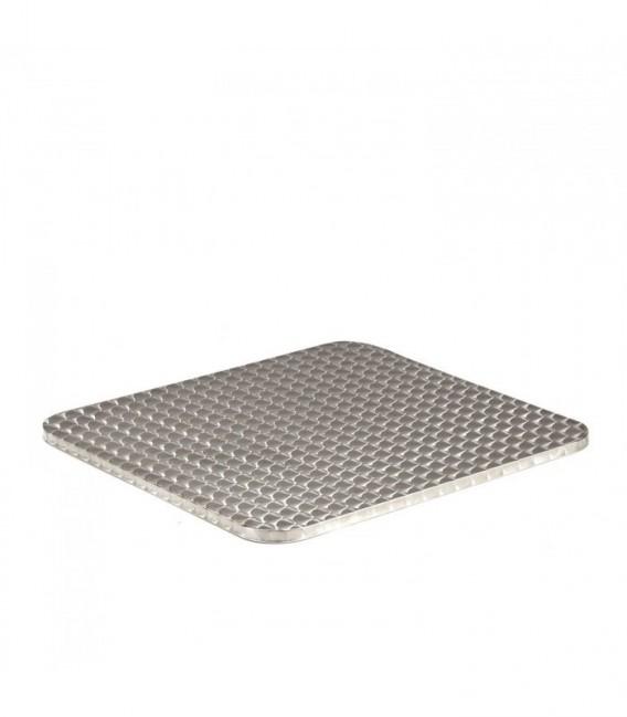 Tischplatte TECK-Stainless steel