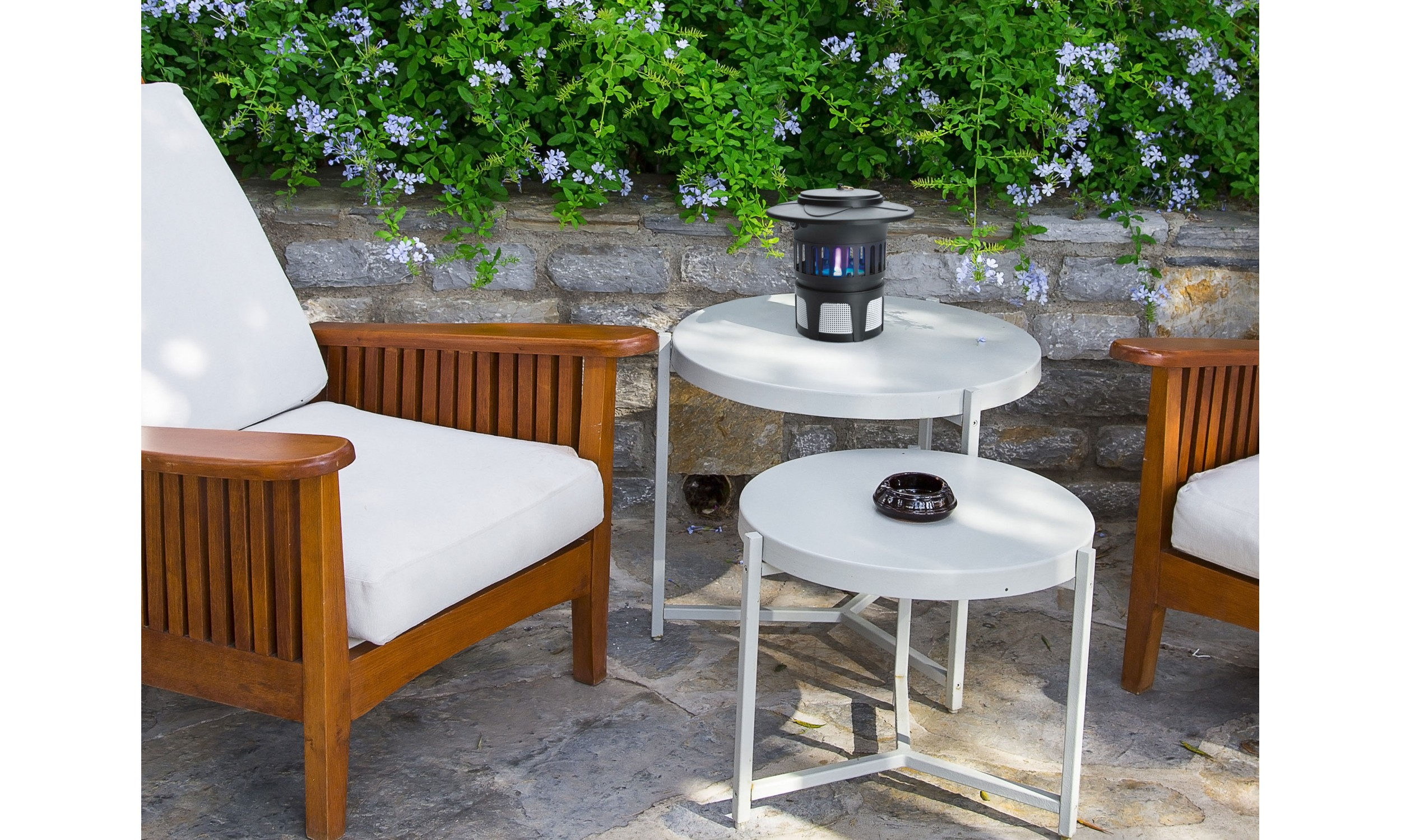 Table Insect Killer with Fan ZZAP TRAP EX