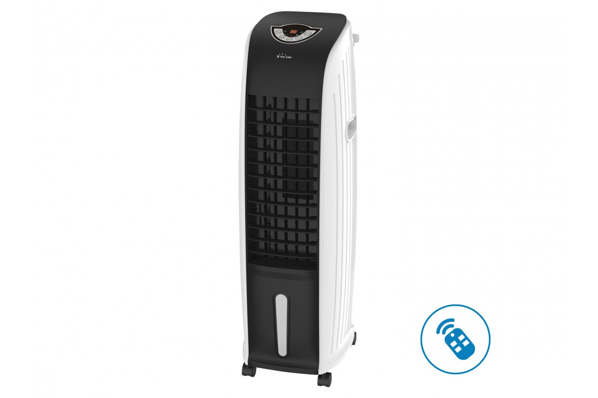 Evaporative air cooler with timer, Remote control and wheels RAFY 97