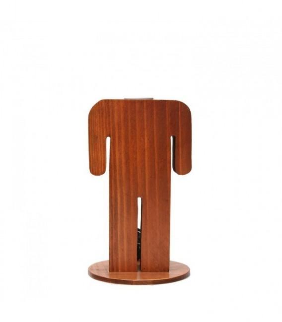 Tischlampe MANN-Wood