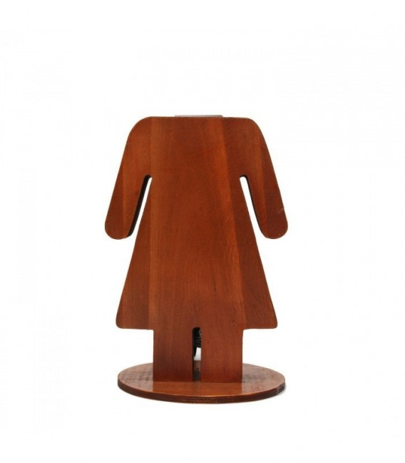 Table Lamp WOMAN-Wood